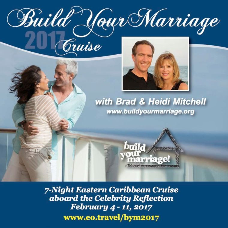 Sail the romantic seas and Build Your Marriage!