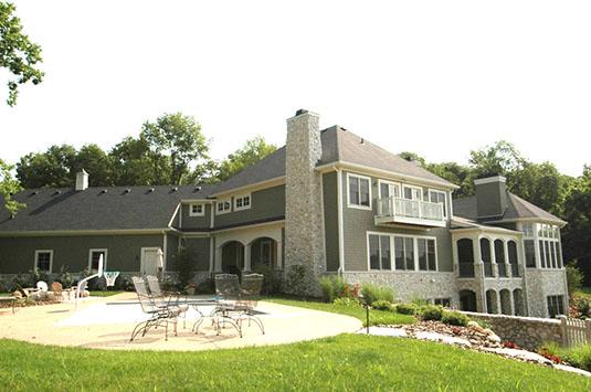 Custom Home Builder in Carmel Indiana