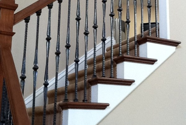 Indianapolis Custom Home Builders - Staircase