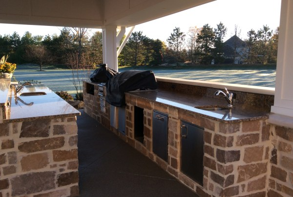 Indianapolis Custom Home Builder - Outdoor Living