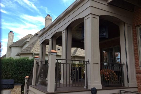 Indianapolis Custom Home Builder - Patios