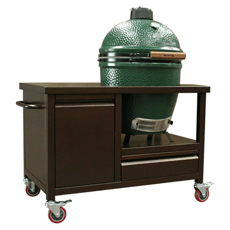 Builtinz Komando Crate with Big Green Egg