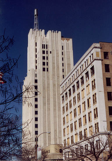 Built St Louis Recalled To Life Continental Building