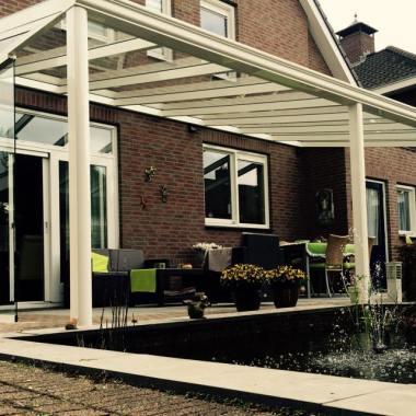 Luxe veranda in Beek en Donk