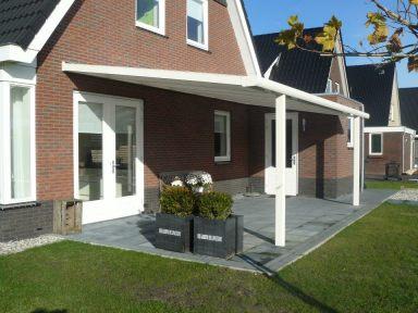 veranda systemen AluCover van BUITEN! by Bazelmans