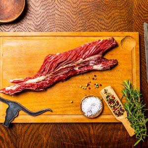 Texas Longhorn Longhaas