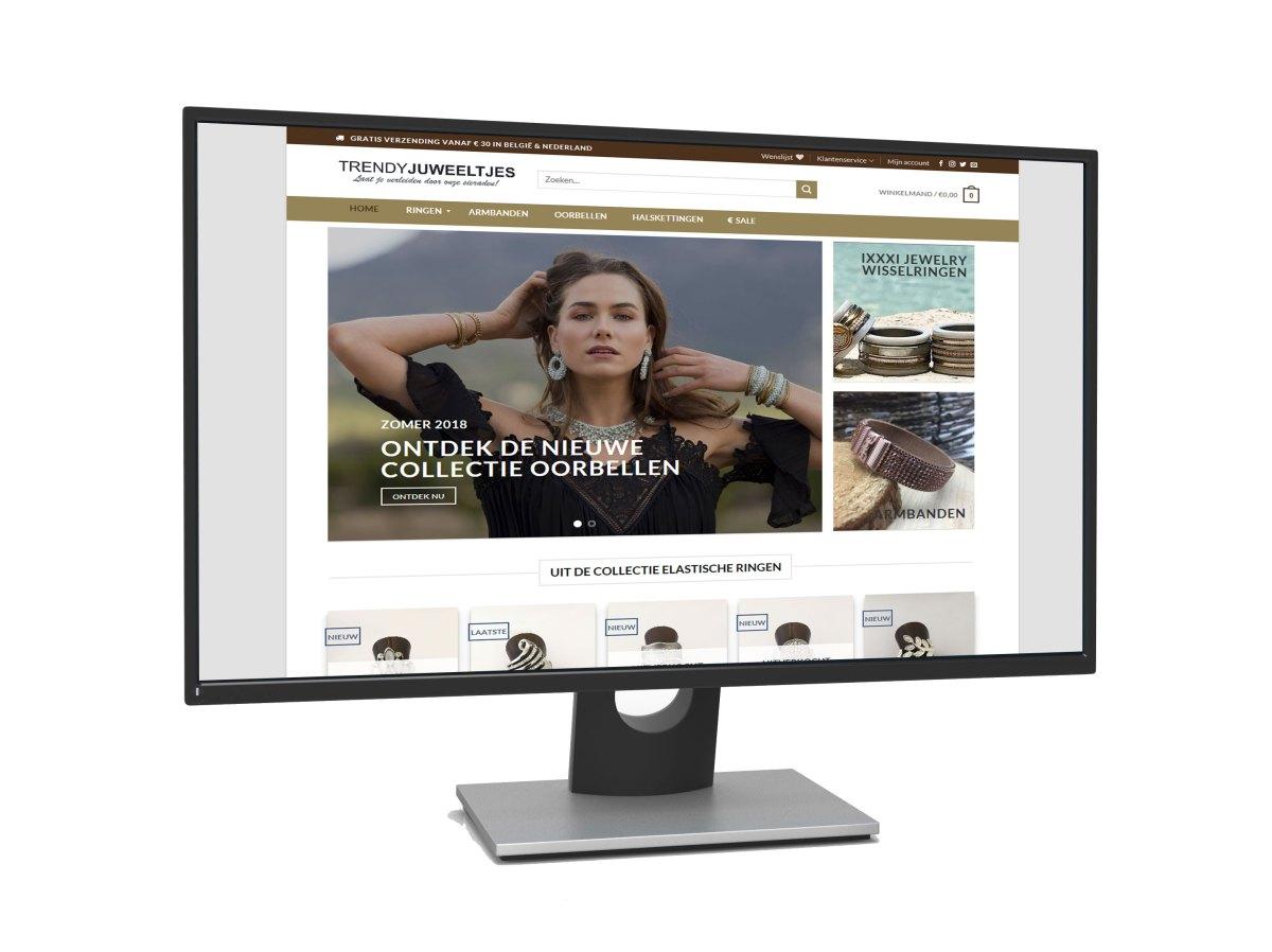 Webshop laten maken - Buitengewoon Communicatie Averbode