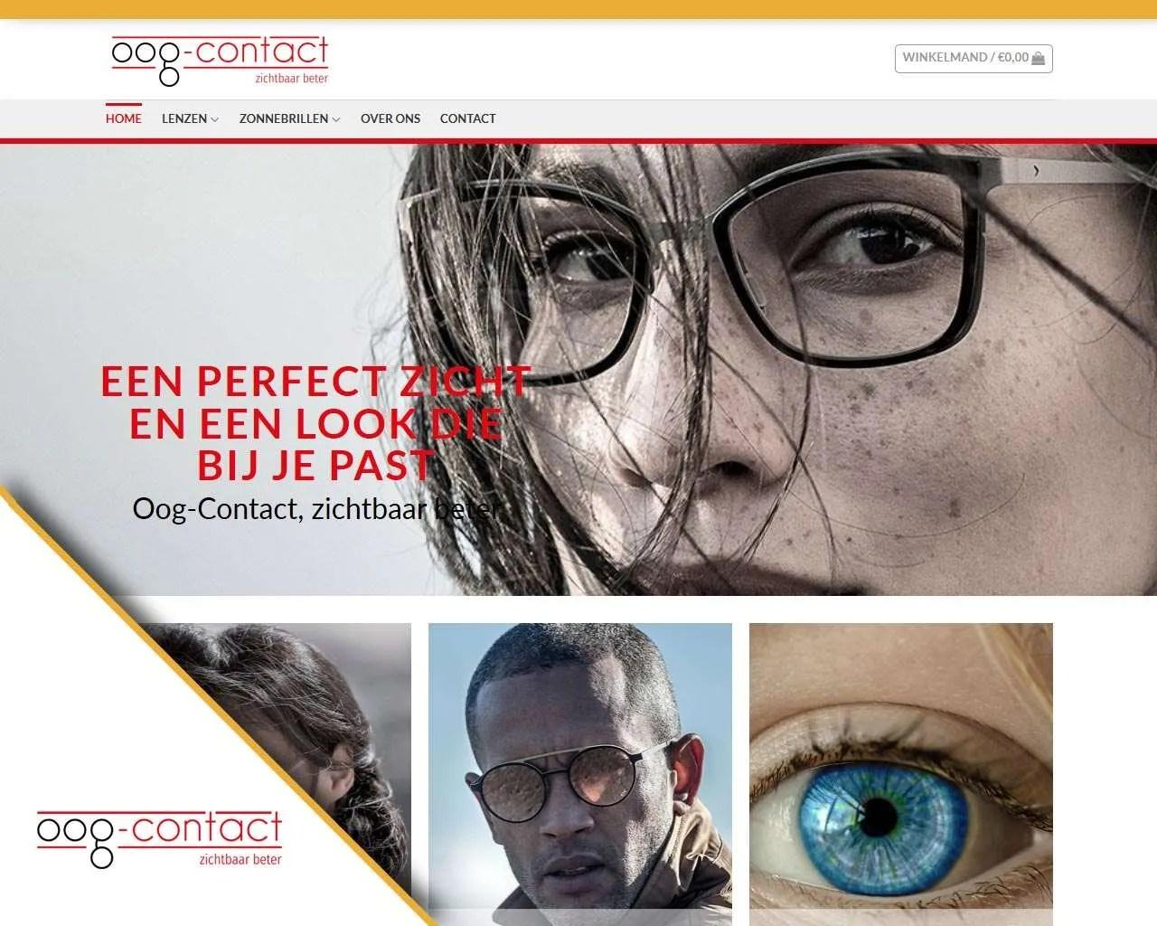 Webshop Oog-Contactshop - Buitengewoon Communicatie Averbode