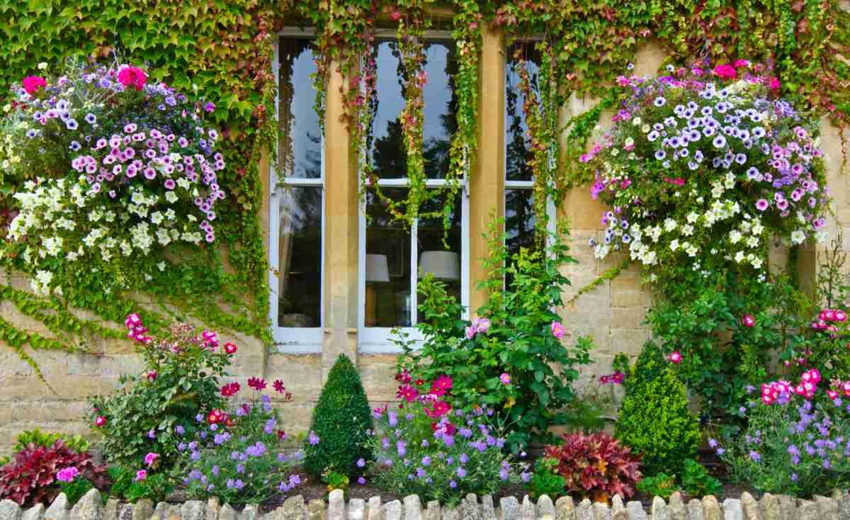 Garden Decor Wall