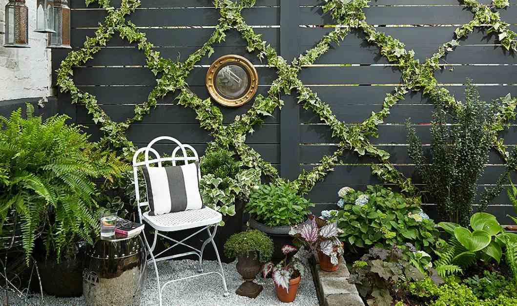 Tuindecoratie Voor Aan De Muur 21 Inspirerende Voorbeelden