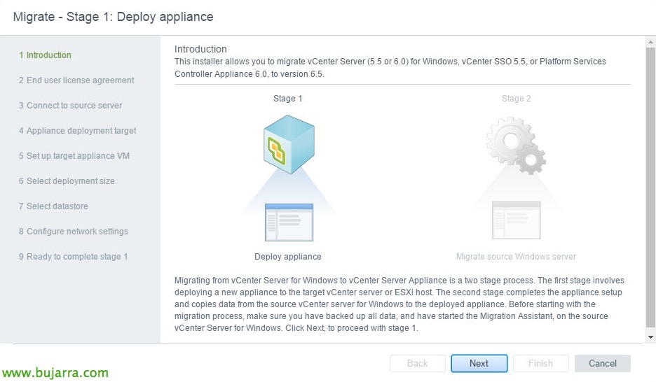 VMware-vCenter-Server-6-migrar-vCSA-65-04-bujarra