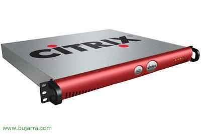 Virtualizar CAG – Citrix Access Gateway en una maquina virtual de VMWare,