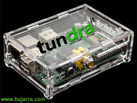 Usando una Raspberry Pi como un Thin Client corporativo