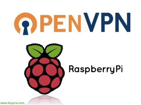 Instalando OpenVPN server en una Raspberry Pi