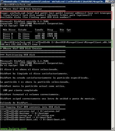 VMware Mirage – Parte 4 – Creando una imagen de Windows 7 bootable