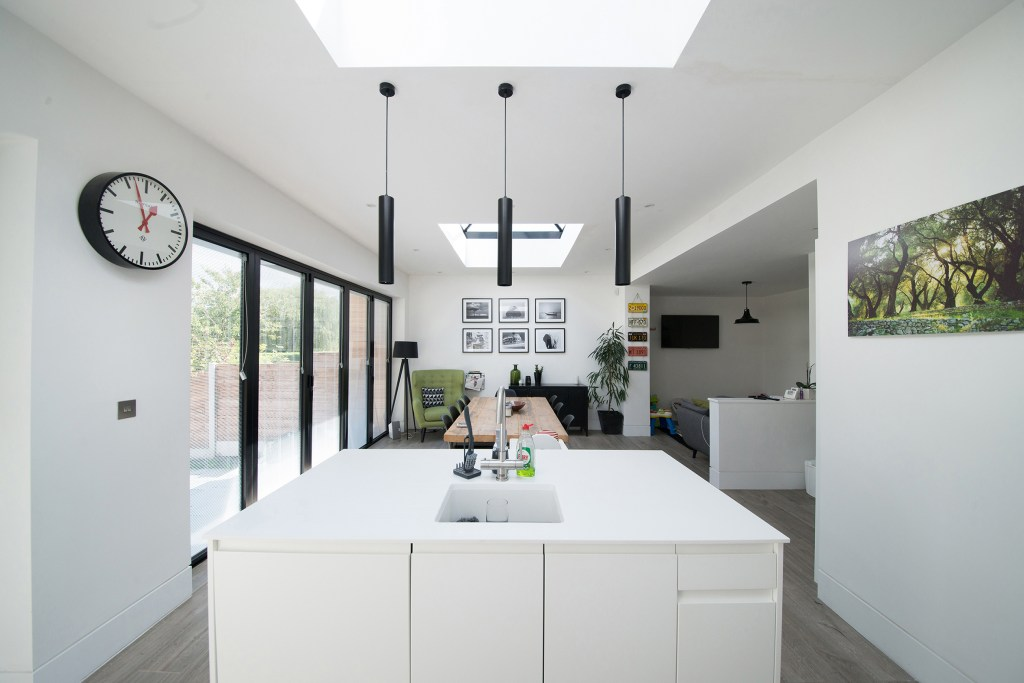 Kitchen design Manchester Buju