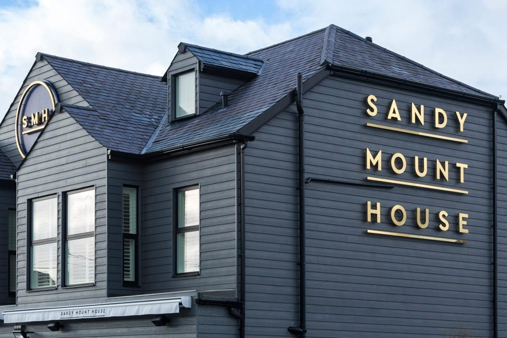 Sandy Mount House Architect