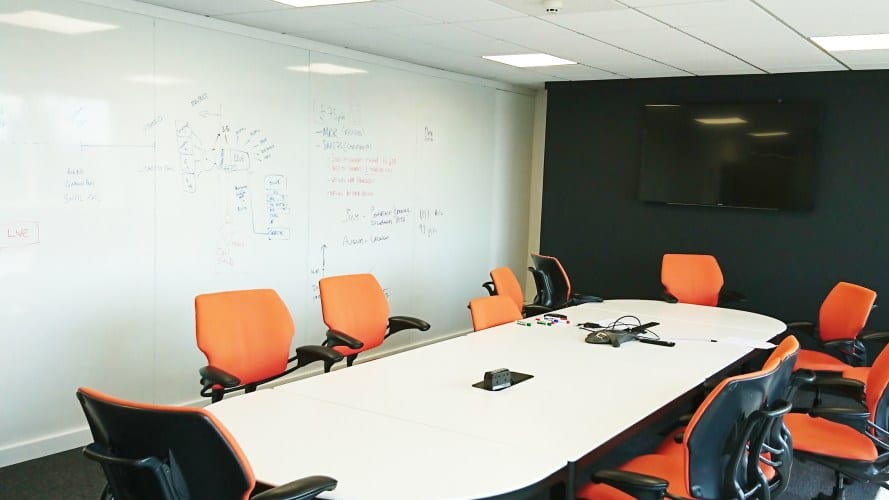 Office fit out architect Buju
