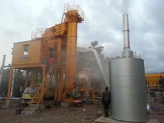 Asphalt Mixing Plant (BAMP-800P-SA)