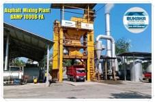 Bukaka Asphalt Mixing Plant 1000B-FA