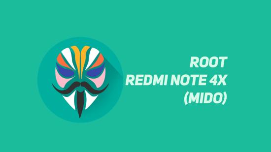 Root, Dolby, Viper, Adblock, Xiaomi Redmi Note 4X Snapdragon Mido