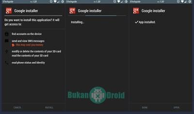Cara Install Google Playstore HP Xiaomi Untuk ROM China