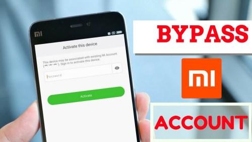 Cara Bypass, Unlock dan Disable Account Mi Cloud Xiaomi