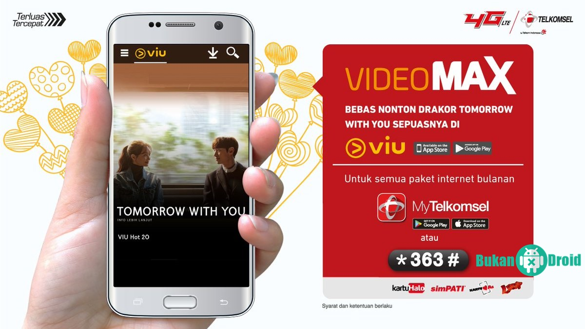 Cara Mudah Merubah Kuota Videomax Menjadi Kuota Biasa Bukandroid Com