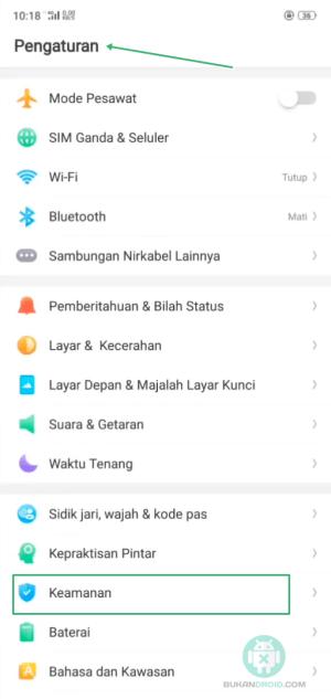 Cara Mudah Menyembunyikan Aplikasi di Oppo F7