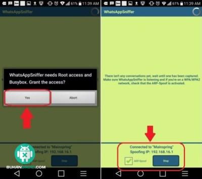 Cara Mudah dan Aman Menyadap WhatsApp Orang - Bukandroid com