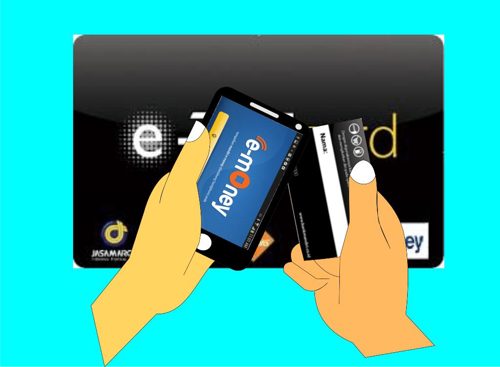 Aplikasi Cek Saldo E-toll di HP Android