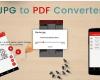 Cara Convert File JPG ke PDF