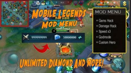 Cara Cheat Diamond Mobile Legends Tanpa Banned 2019
