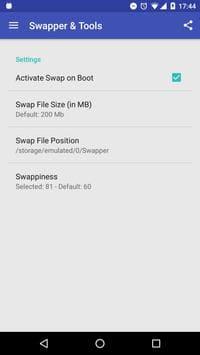 Cara Menambah RAM Android dengan Swapper & Tools