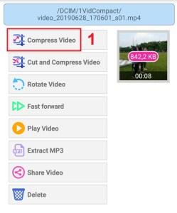 Video Compress 1