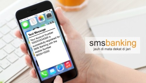 Cek Saldo BNI Lewat SMS Banking