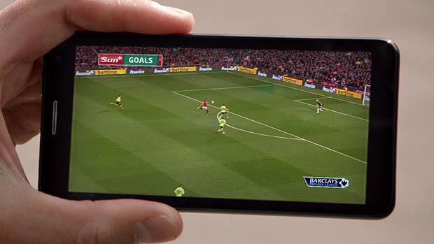 Aplikasi Live Streaming Bola di Android