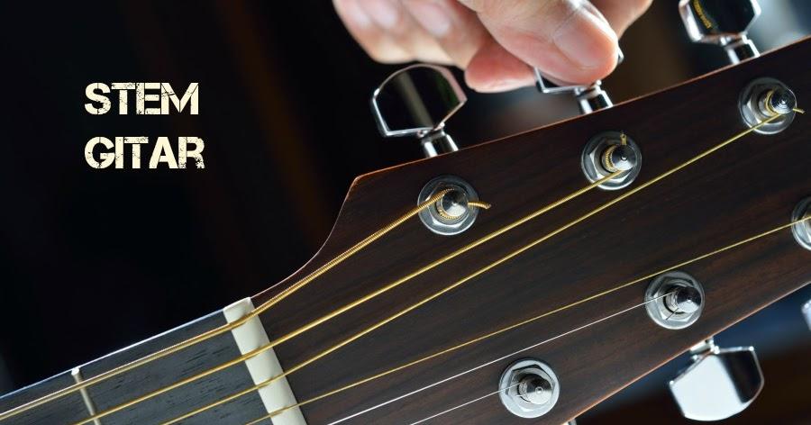 Aplikasi Stem Gitar di Android