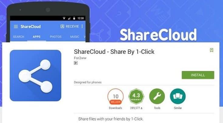 Cara Mengirim Aplikasi di Android