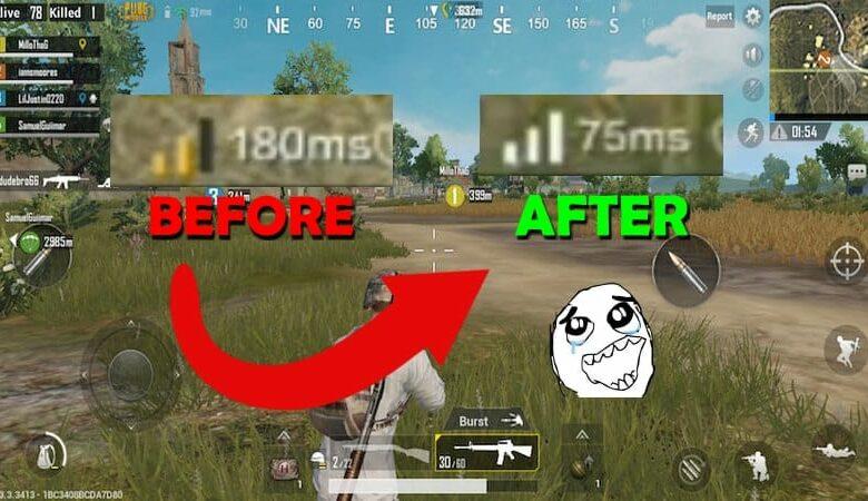 Cara Menstabilkan Ping di Game PUBG Mobile