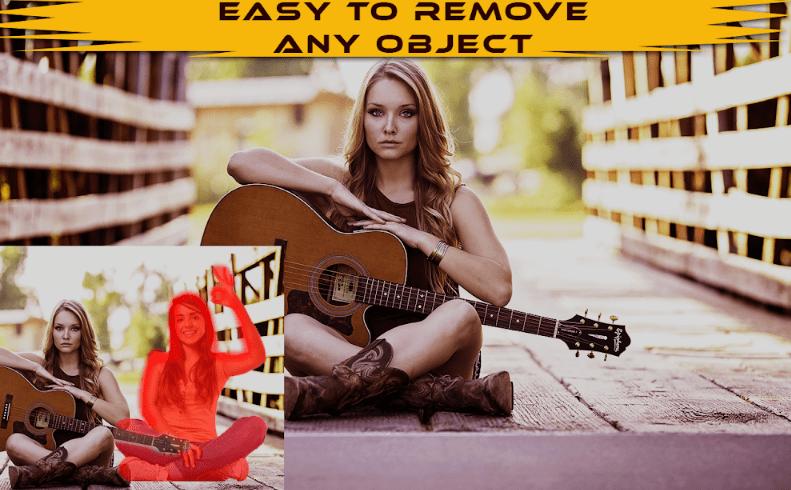 Photo Editor Remove Object