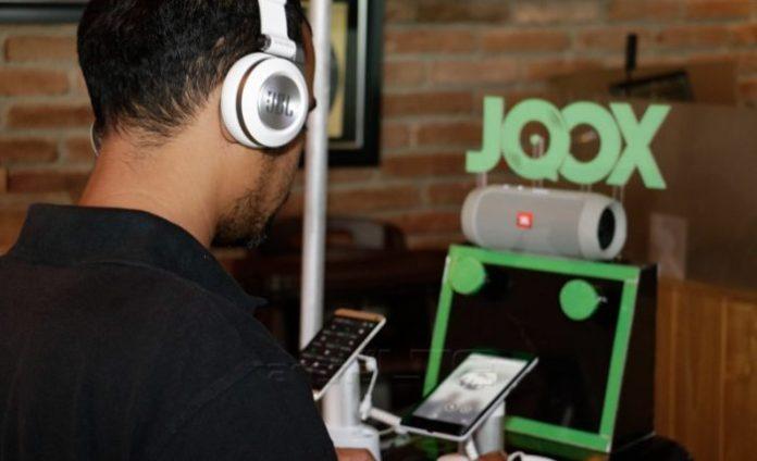Cara Unduh Lagu Offline di JOOX Lewat HP Android