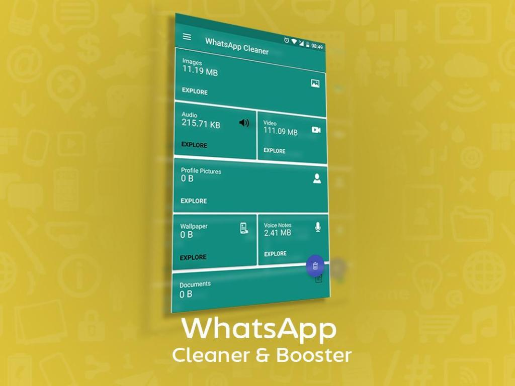 Cleaner-Booster-For-WhatsApp