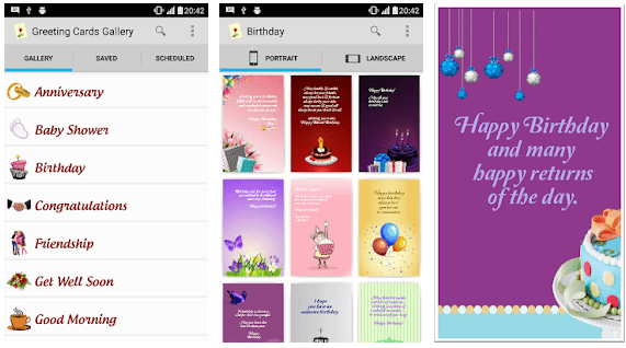 Greeting Cards Gallery