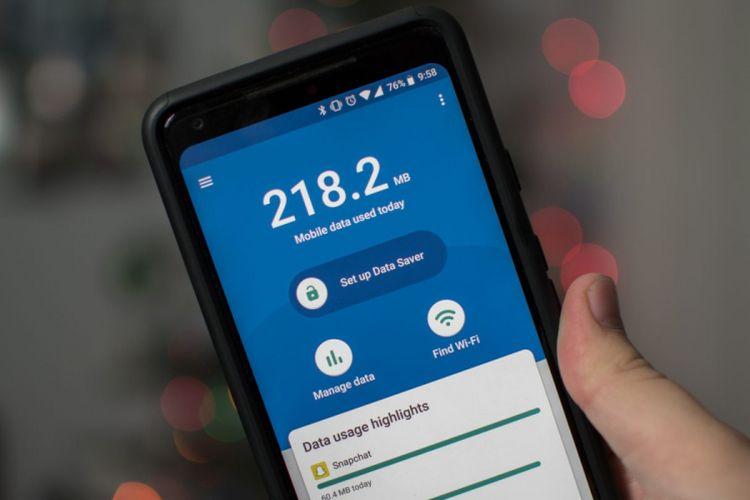Cara Internetan Gratis di HP Android
