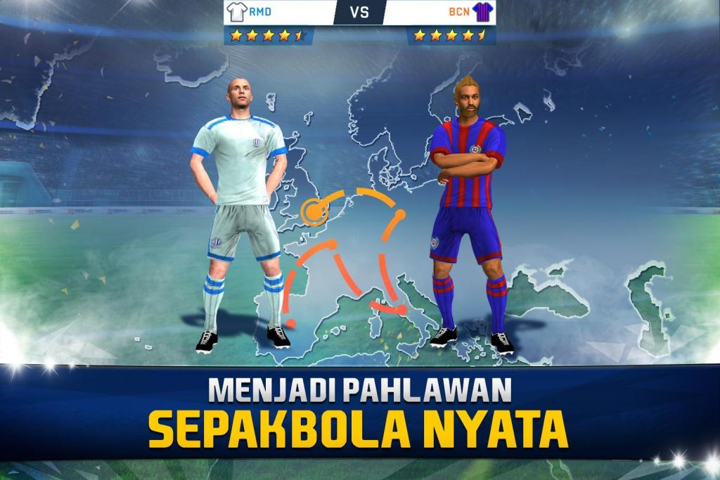 Soccer Star 2020 Top Leagues: Sepak bola Liga 1