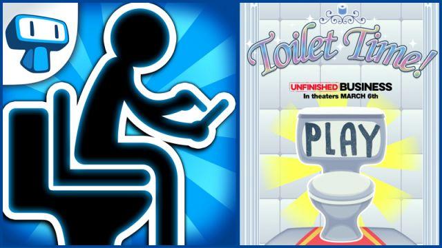Toilet Time – Game Kamar Mandi