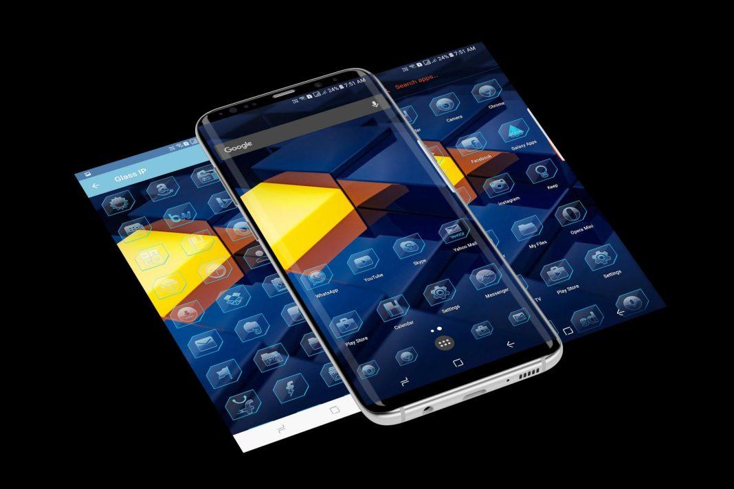 Aplikasi Tema HP Android