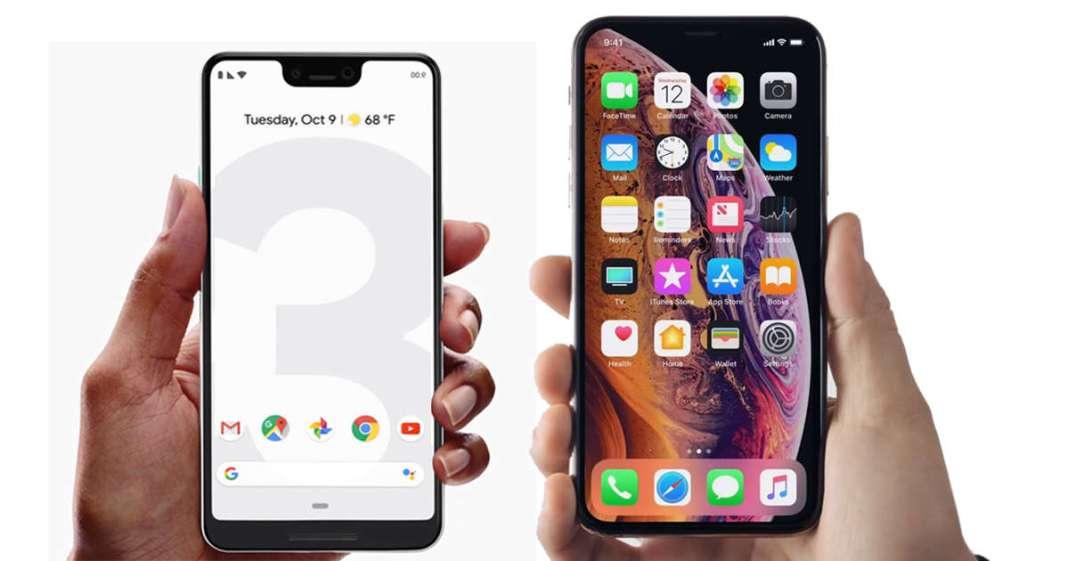 Keunggulan HP Android Dibandingkan iPhone