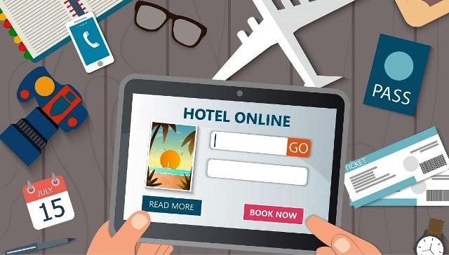 Aplikasi Pesan Hotel